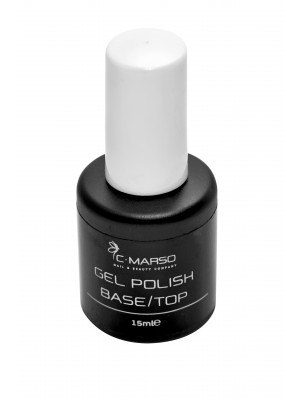 Gel Polish Base/Top 15ml