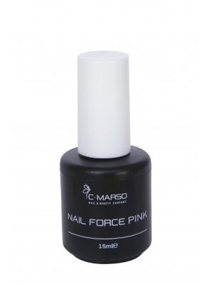 Nail Force Pink 15ml